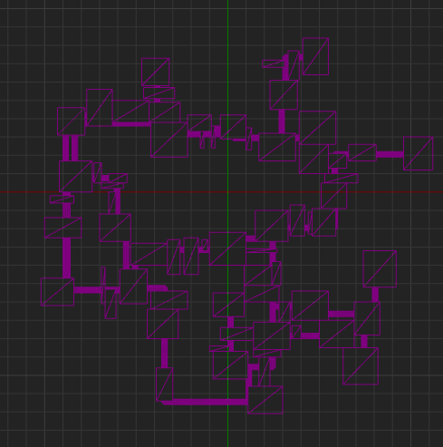 Complex dungeon generation